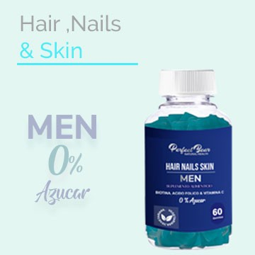 Hair, Nails & Skin Men